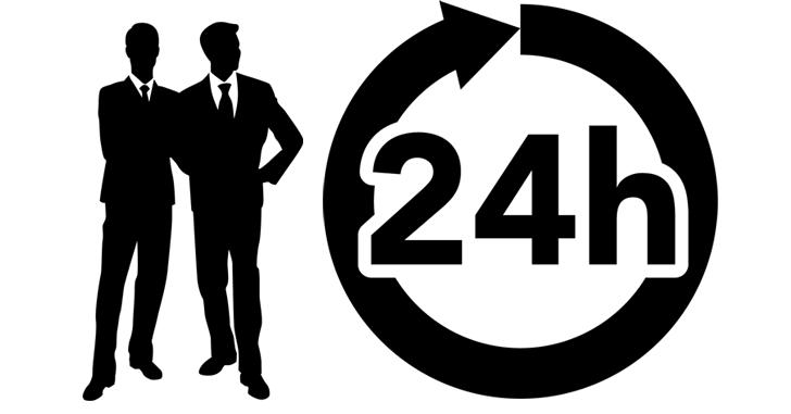 ホームページを置くということ それは365日24時間働く営業マンを 手に入れるということ